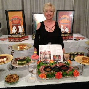 Sarabella participating at Natchez Wine & Food Festival, Natchez, MS