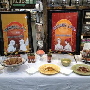 market-chutney-table